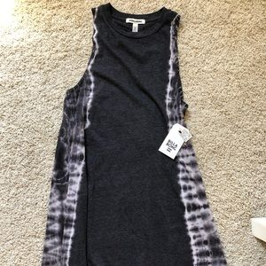 Billabong heather grey dress - NEW WITH TAGS